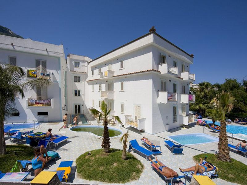 Hotel Nausicaa Ischia